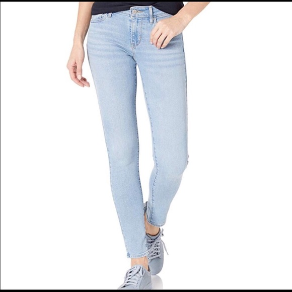 Levi's Denim - Light Blue Skinny Jeans